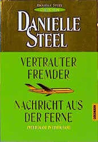 9783442416226: Vertrauter Fremder / Nachricht aus der Ferne. Zwei Romane in einem Band.