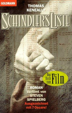 Schindler's Liste (German Edition) (3442425298) by Keneally, Thomas