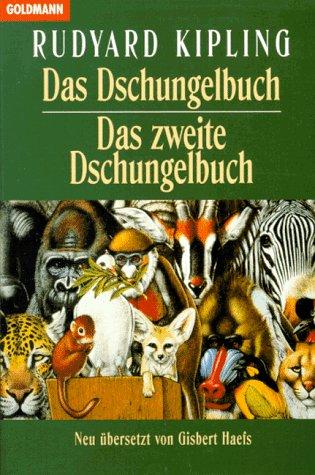 Das Dschungelbuch / Das zweite Dschungelbuch. Neu: Kipling, Rudyard