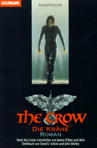 9783442429677: The Crow. Die Krähe.