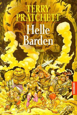 9783442430482: Helle Barden. Ein Roman von der bizarren Scheibenwelt.