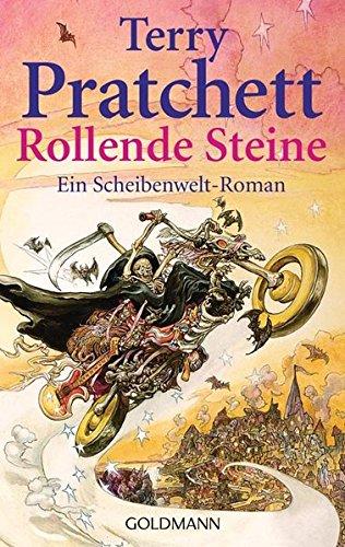 Rollende Steine: Ein Scheibenwelt-Roman - Pratchett, Terry
