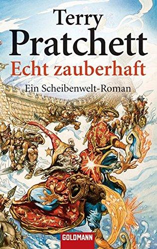 9783442430505: Echt zauberhaft. Ein Scheibenwelt- Roman.