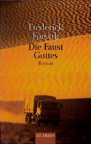 9783442433940: Die Faust Gottes.