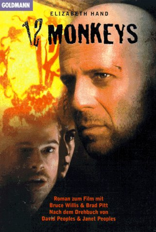 Twelve Monkeys (12) Deutsch von Regina Winter.: Hand, Elizabeth ,
