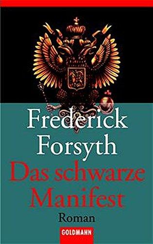 Ullstein Taschenbucher: Das Schwarze Manifest (German Edition): Forsyth