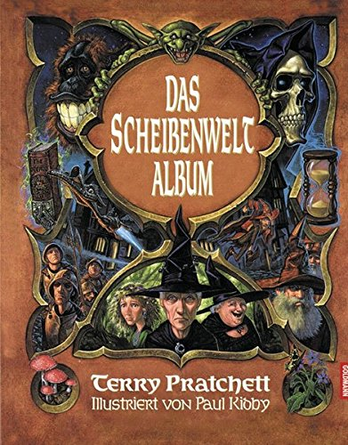 Das Scheibenwelt- Album. (3442444225) by Terry Pratchett; Paul Kidby