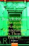 Die merkwürdigen Erinnerungen des Thomas Penman. (3442451256) by Bruce Robinson