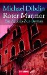 9783442453337: Roter Marmor. Ein Aurelio- Zen- Roman.