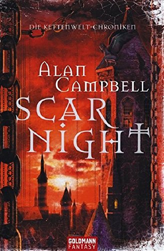 Scar Night (9783442462704) by Campbell, Alan