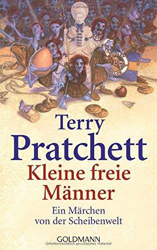 Kleine freie Männer. Ein Märchen von der Scheibenwelt. Ins Deutsche übertragen von Andreas Brandhorst. - Pratchett, Terry