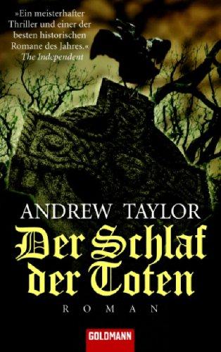 Der Schlaf der Toten (3442464218) by Andrew Taylor