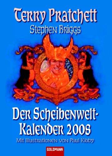 9783442464265: Der Scheibenwelt-Kalender 2008