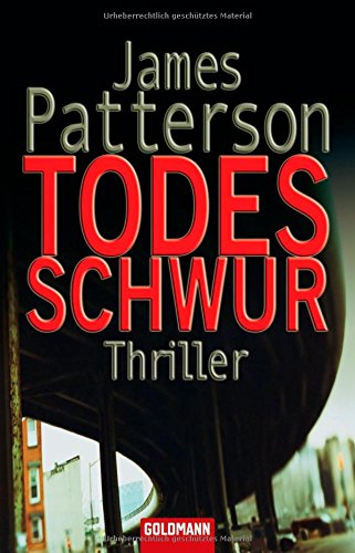Todesschwur (3442464307) by James Patterson
