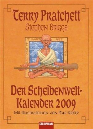 9783442467464: Der Scheibenwelt-Kalender 2009