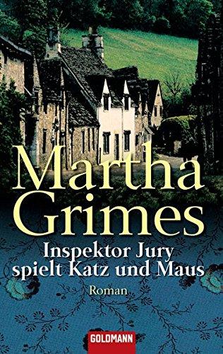 9783442468294: Inspektor Jury spielt Katz und Maus