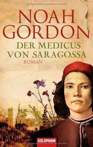 9783442473212: Der Medicus von Saragossa