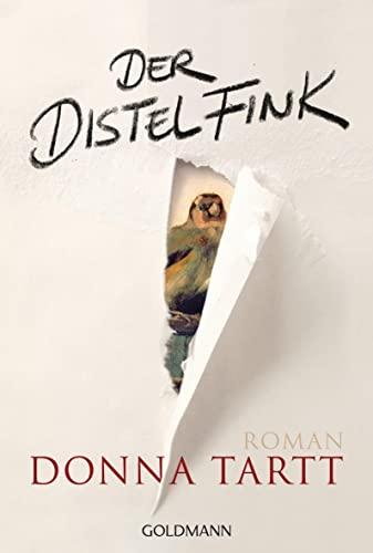 Der Distelfink (Goldmann taschenbuch)