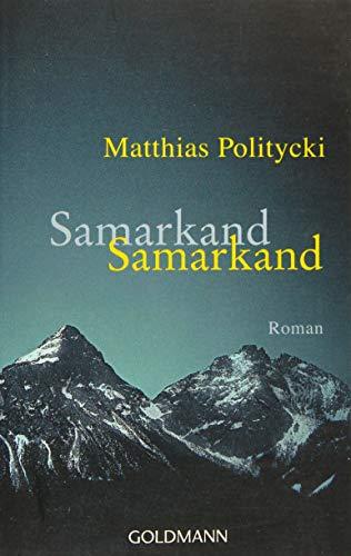9783442481422: Samarkand Samarkand