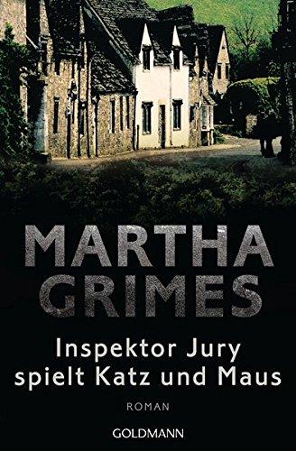 9783442485697: Inspektor Jury spielt Katz und Maus: Ein Inspektor-Jury-Roman 7
