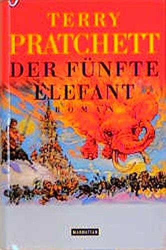 Der fünfte Elefant - Terry, Pratchett,
