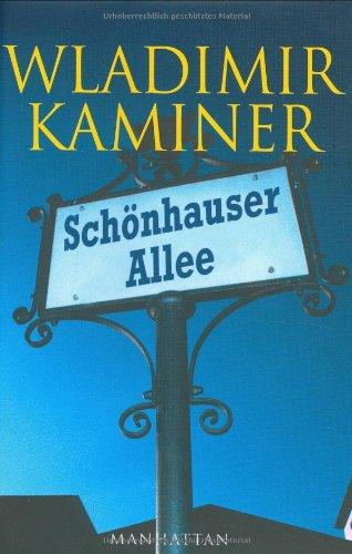 9783442545599: Schönhauser Allee.