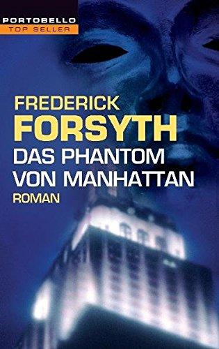 9783442554706: Das Phantom von Manhattan