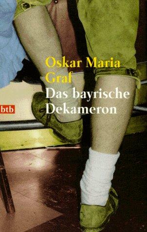 9783442721832: Das bayrische Dekameron
