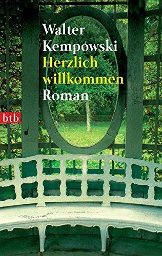 Herzlich willkommen: Kempowski, Walter