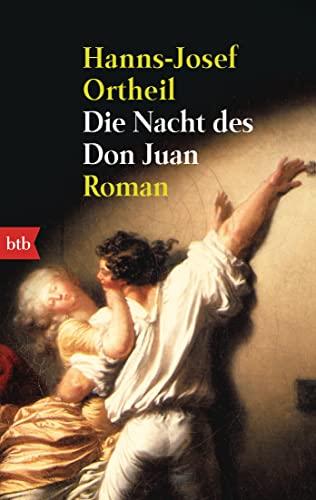 9783442724789: Die Nacht des Don Juan: 72478