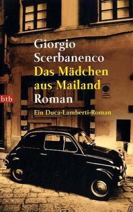 9783442728190: Das Mädchen aus Mailand