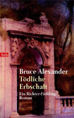 9783442729104: Tödliche Erbschaft. Ein Richter- Fielding- Roman.
