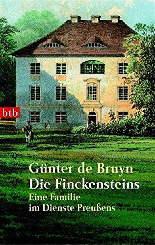 9783442732272: Die Finckensteins: Eine Familie im Dienste Preußens