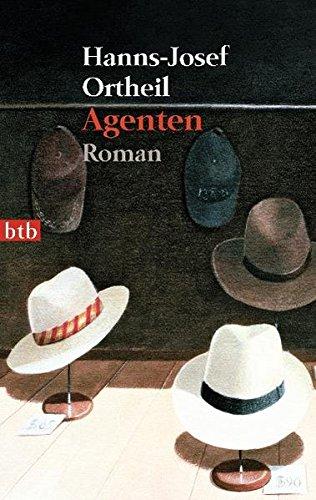 9783442738144: Agenten: Roman