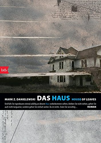 9783442739707: Das Haus /House of Leaves