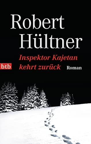 9783442743223: Inspektor Kajetan kehrt zurück