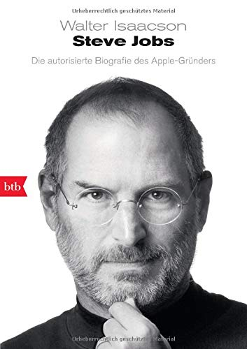 9783442744916: Steve Jobs (German Edition)