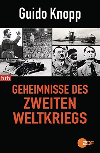 9783442745616: Geheimnisse des Zweiten Weltkriegs