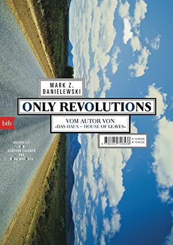 9783442746538: Only Revolutions (btb)