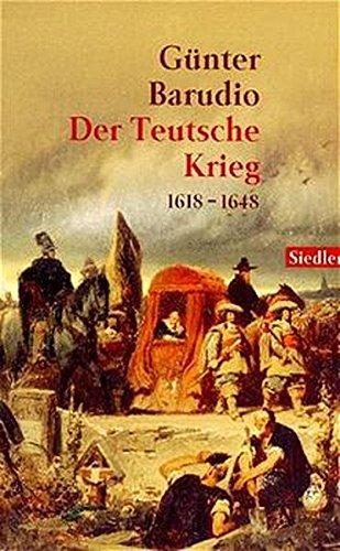 9783442755349: Der Teutsche Krieg 1618-1648