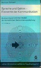 Sprache und Gehirn - Elemente der Kommunikation: Schnabl, Hermann