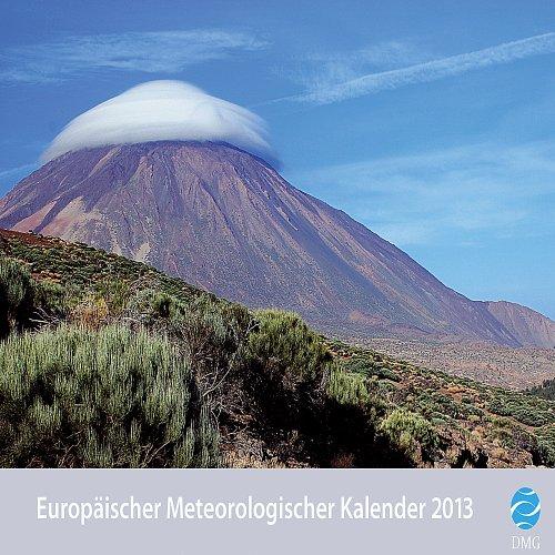 9783443010713: Europäischer Meteorologischer Kalender 2013