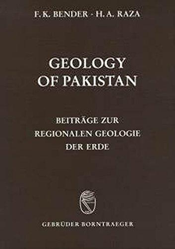 9783443110253: Geology of Pakistan (Beitrage zur regionalen Geologie der Erde)