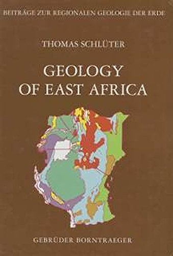 Geology of East Africa: Thomas Schlüter