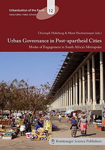 Urban Governance in Post-apartheid Cities: Christoph Haferburg