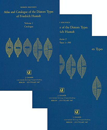 9783443500078: Atlas and catalogue of the diatom types of Friedrich Hustedt