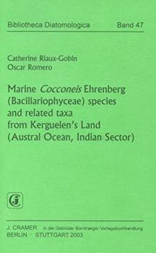 Marine Cocconeis Ehrenberg (Bacillariophyceae) species and related taxa from Kerguelen's Land ...