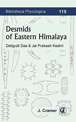 Desmids of Eastern Himalaya: Debjyoti Das