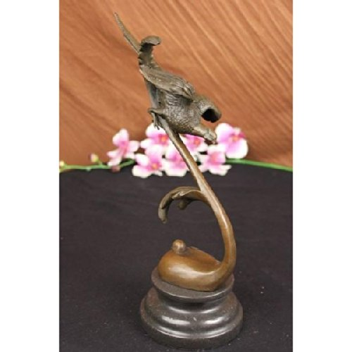 9783444005640: Loet Vanderveen pheasant and dove Love Bird Bronze Sculpture Figurine Figure