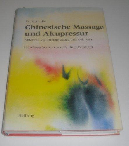 9783444103971: Chinesische Massage und Akupressur